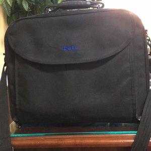 Dell laptop black bag